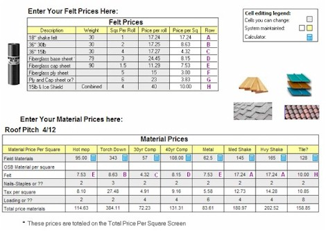 Roofing Materials July 2015
