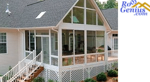 benefits of porch roof