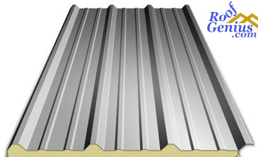 Information On Metal Roofing Materials   Roof Estimating Software,  Calculator And Tracks Roof Materials