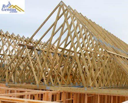 good timbers roof trusses