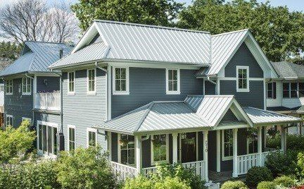 replace metal aluminum roofing