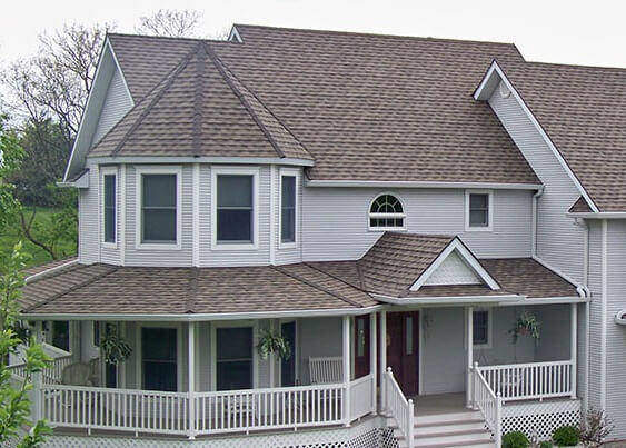 Charming MOST POPULAR ROOF SHINGLE LIGHT AND DARK COLOR SAMPLE