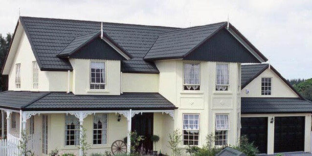 metal roof color and designs