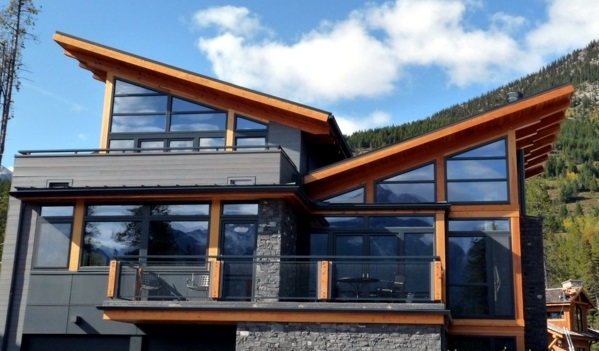 Single Pitch Roof Homes